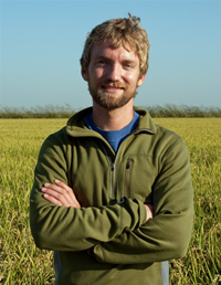 Video: Grower Peter Rystrom discusses progress on the 2013 rice planting