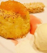 Lemon Risotto Cake