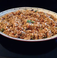 Spanish Rice with Seafood