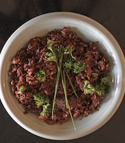 Mole Red Rice
