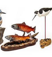 wildlife sculptures