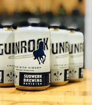gunrock beer cans