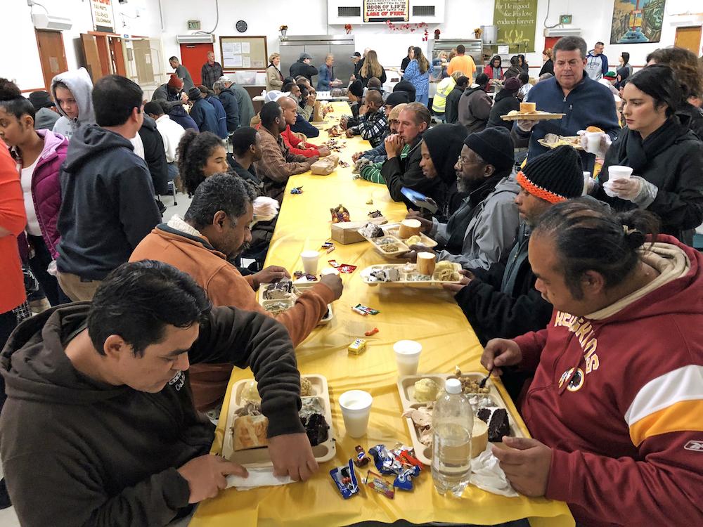 Union Gospel Mission homeless shelter